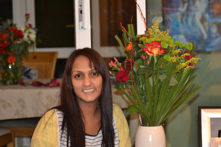 Priya Mulji - Flowers Direct Flowers