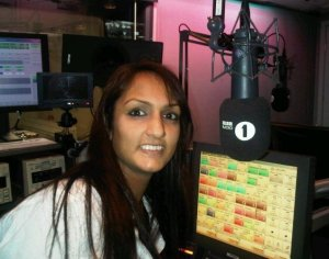 Priya Mulji at radio1