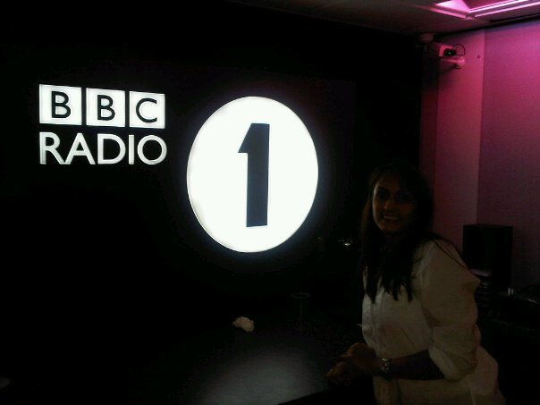 priya mulji at bbc radio 1