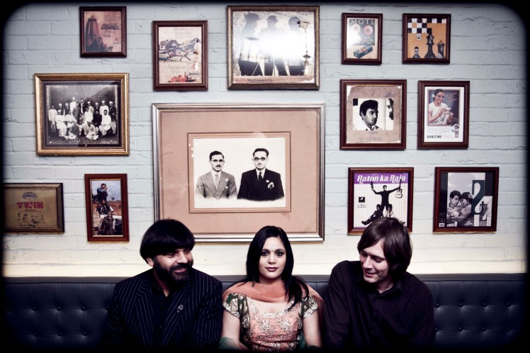 Cornershop & BubbleyKaur by Roger Sargent