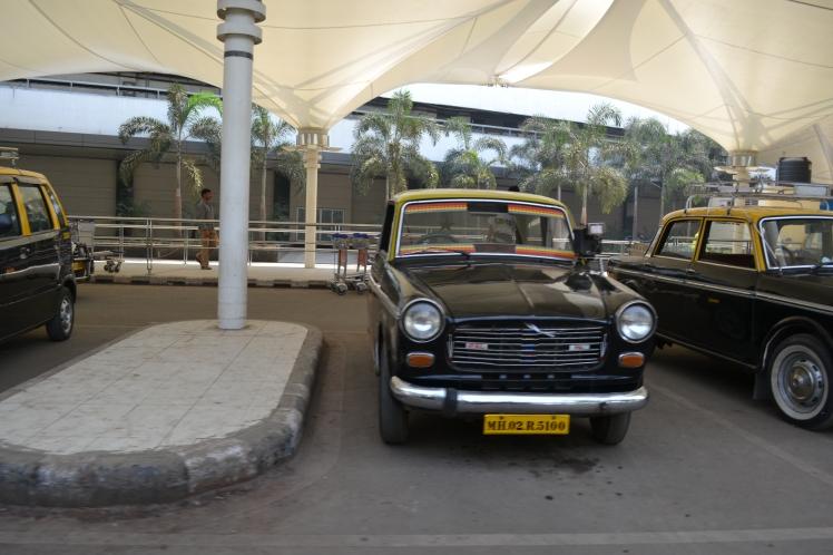 Mumbai Taxi - Priya Mulji