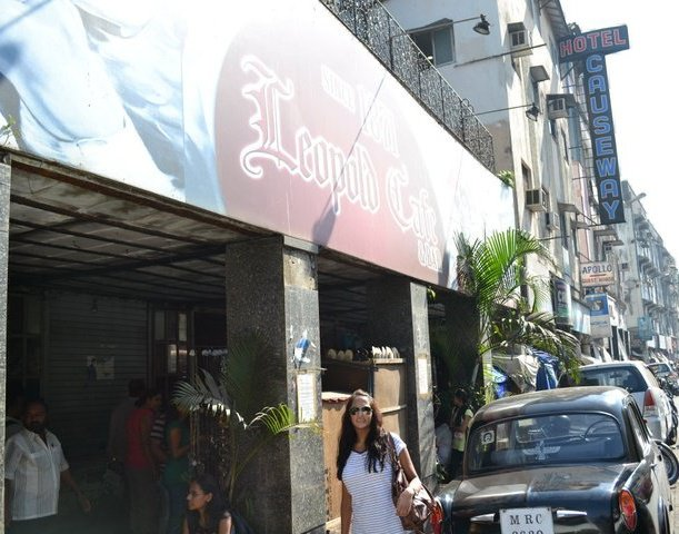 Priya Mulji at Leopolds Cafe, Mumbai