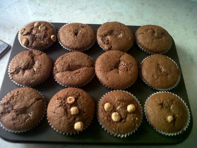 Priya's Muffins