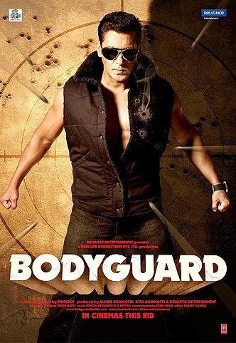 Bodyguard_poster Courtesy Wikipedia