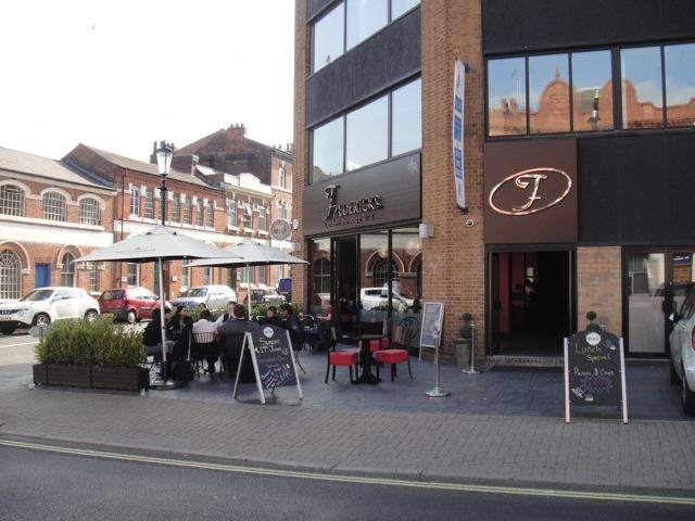 fredericks bar birmingham
