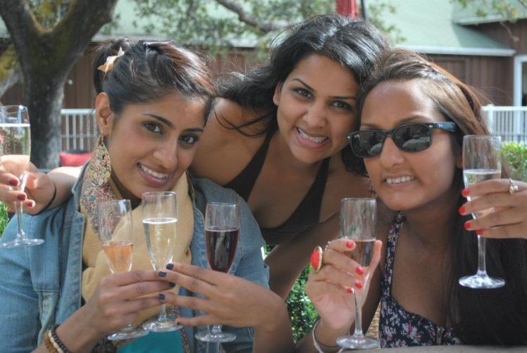 Bharti, Sapna & Priya