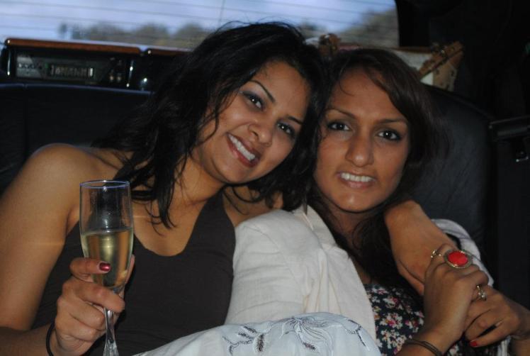 Priya & Sapna