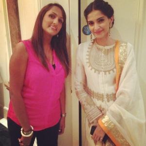 Priya And Sonam Kapoor