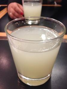 Hombres Lemon Drink