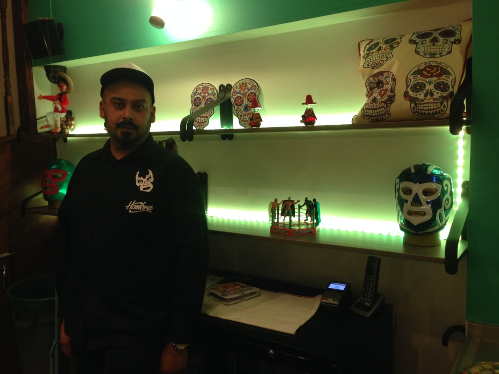 Restaurant Review - Hombre's Mexican Kitchen (2/6)