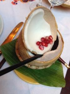 Fresh Coconut Cocktails - La Porte Des Indes London's Best Cocktails to Cure Your Hangover