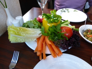 Whole Salad - Randa Restaurant