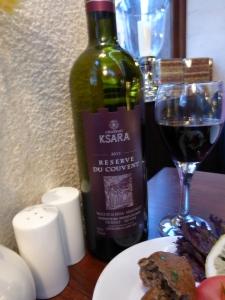 KSARA wine- Randa Restaurant