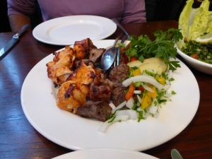 Mixed Grill - Randa Restaurant