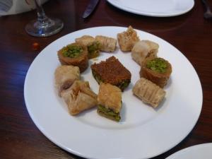 Baklava- Randa Restaurant