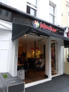 Bibimbap - Exterior