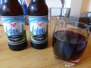 Laverstock Beer & Organic Wine - Wild Food Cafe