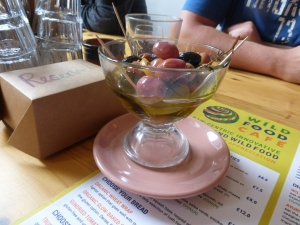 Olives - Wild Food Cafe