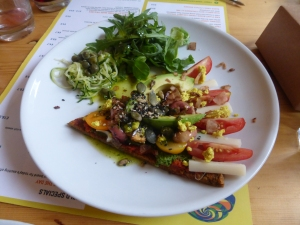 Wild Pizza - Wild Food Cafe