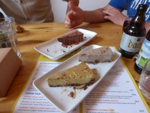 Dessert @ Wild Food Cafe
