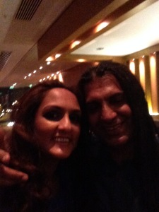 With Legend Apache Indian