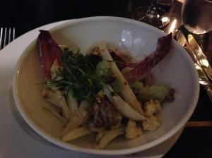 Salad - strand dining