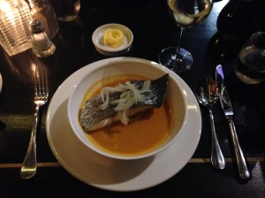 Stone Bass - Strand Dining