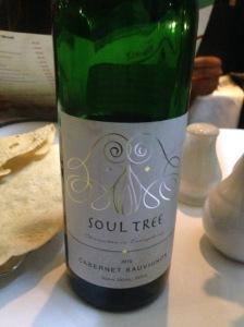 Soul Tree Wine Delhi Brasserie