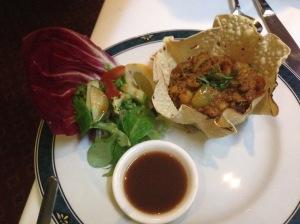 Crab Achari Delhi Brasserie