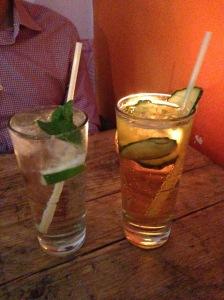 Lazeez Cocktails