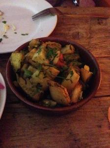 Lazeez Spicy Potatoes