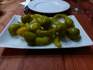 Olives with chilli - Tienda London