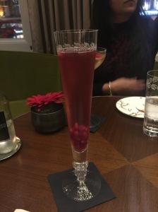 Pink Folder Cocktail