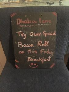 Dhaba Lane Breakfast