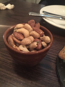 Opera Tavern - Rosemary Nuts
