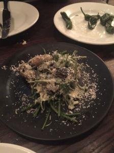 Opera Tavern - Asparagus and jersey royal salad