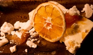 Jones family project langleys-no-8 gin orange semifreddo