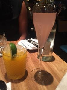 Cocktails at Chai Ki