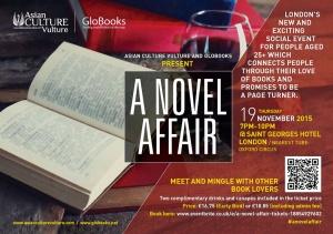 A Novel Affair dating event