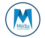 Asian media awards logo