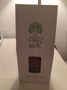 Matcha biscuit pack - pan de vie