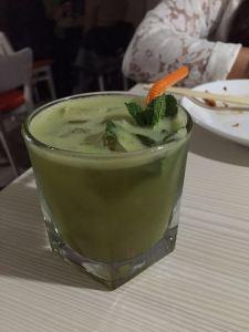 Green tea/Matcha mojito