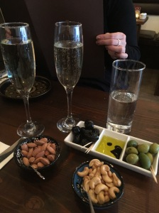Cashews, olives and almond at Zayane