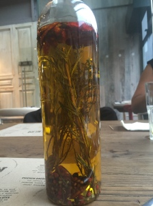 Fresh Chilli Oil @ Seven