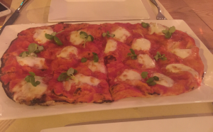 Quintessenza - pizza margharita