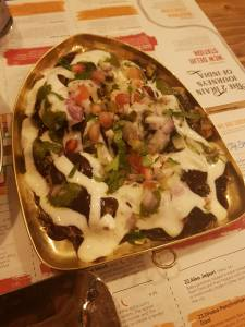 paan patte ki chaat patri