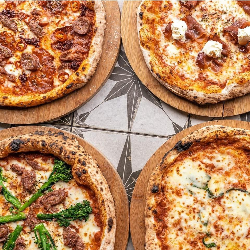 Moto Pizza - pic taken from Moto Pizza Facebook page